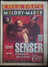 Melody Maker, 5 March 1994 Cover