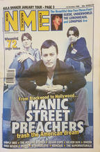 NME 12 October 1996 Cover