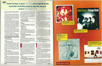 Slitz Magazine, Sweden, Issue 6, October 1994