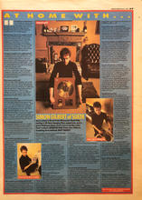 Melody Maker, 5 March 1994 pg37