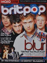 MOJO Classic: Britpop, 2009 Cover