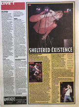 Melody Maker, 1 August 1992 pg14