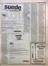 Melody Maker, 17 September 1994 pg55