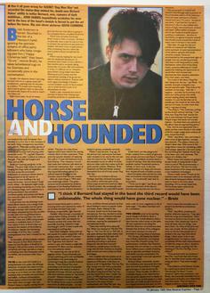 NME, 14 January 1995 pg27