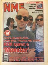 NME 17 September 1994 Cover
