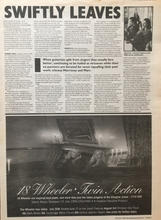 NME, 30 July 1994 pg9