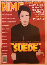 NME, 27 July 1996 Cover