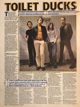 NME, 15 July 1995 pg12