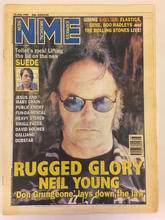 NME, 15 July 1995 Cover