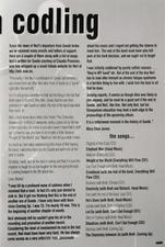 SIS #28 Spring 2001 pg6