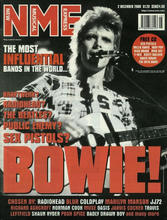 NME, 2 December 2000 Cover
