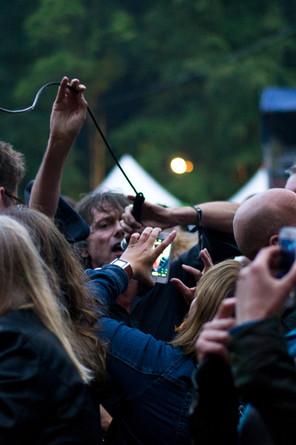 Nibe Festival 2014, Denmark, 3 July 2014