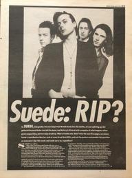 Melody Maker, 30 July 1994 pg23