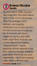 Mojo Classic: Britpop, 2009, 'Pumping On Your Stereo'