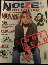 Noize Magazine, Germany, January 1997 Cover
