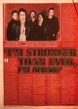 NME, 27 July 1996 pg16
