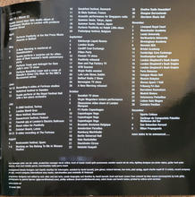 A New Morning Tour Programme 2002 Inside Back Cover