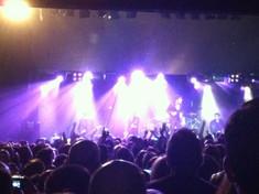Rock City, Nottingham, England, 28 March 2013