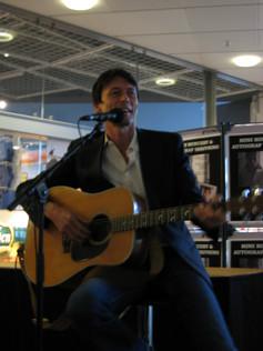 Brett Anderson at Store Vega, Copenhagen, Denmark, October 2007