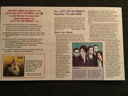 WOM Journal, Germany, September 1996