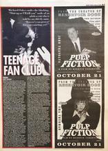 Melody Maker, 22 October 1994 pg21