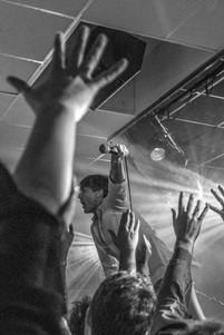 Brudenell Social Club, Leeds, England, 22 September 2018