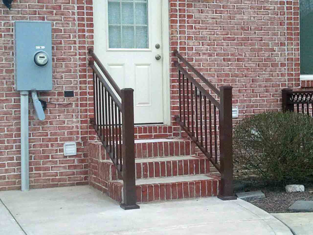 Riviera Stair Railings