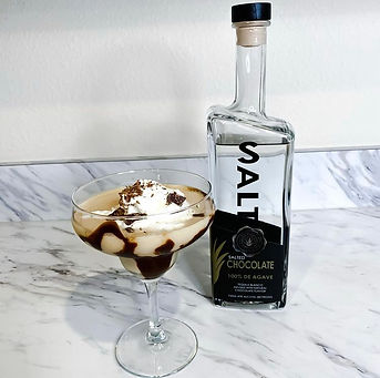 Chocolate Tequila Whip