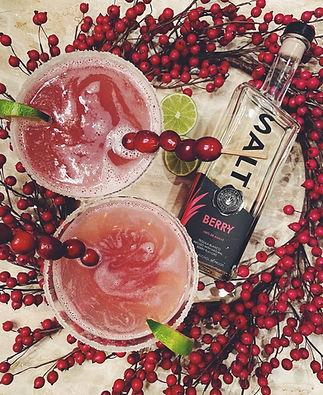 Spiked Cranberry Lemonade
