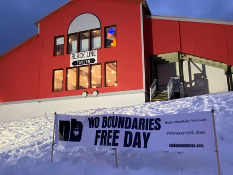 The No Boundaries Free Day: THANK YOU!