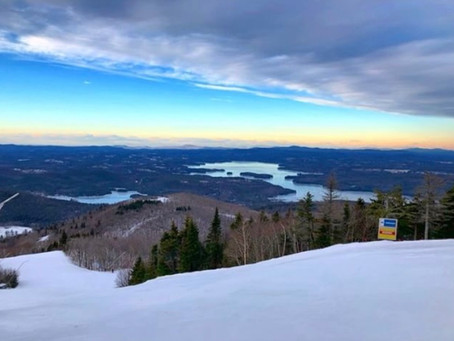 Mount Sunapee on Saturday, March 3rd for $55