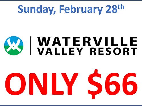Waterville Valley Resort - Ski Lift