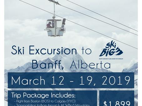 Ski the Canadian Rockies Next Season