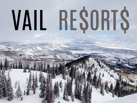 Opinion: This is How Vail Resorts Could Ruin the Ski Industry
