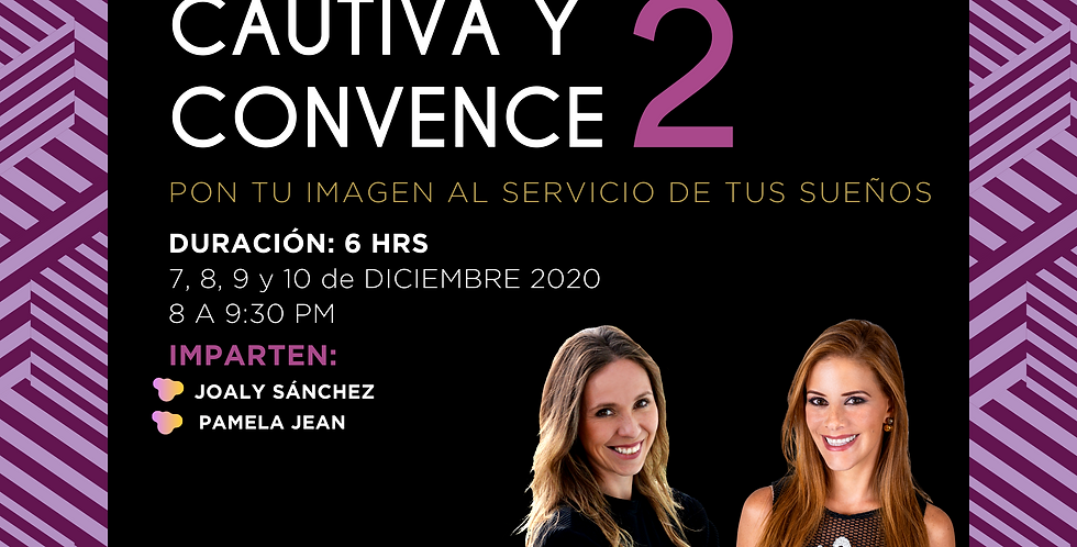 CAUTIVA Y CONVENCE NIVEL 2