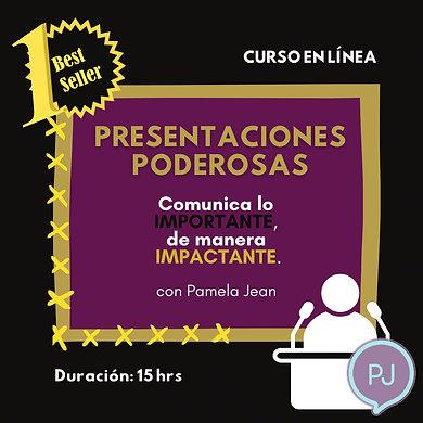 PRESENTACIONES PODEROSAS (curso en línea)