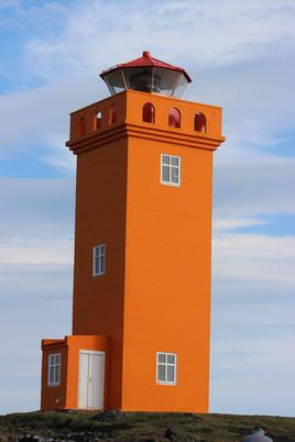 Lighthouse near Arnarstapi