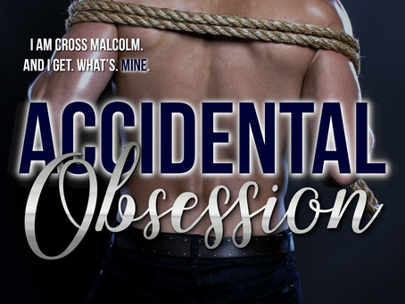 Cover Reveal Accidental Obsession by KL Donn