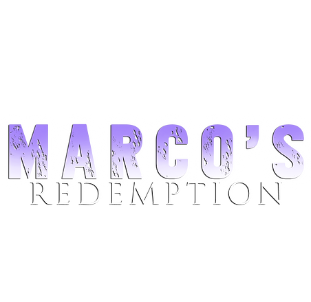 Marco's Redemption Full Title copy copy.