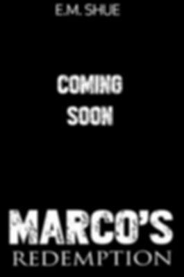 Marco Redemption Black book cover holder
