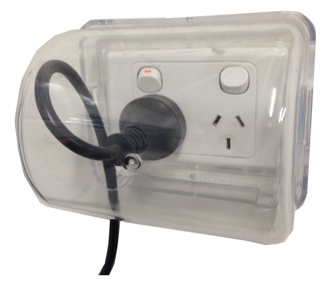 Outlet Power Cover
