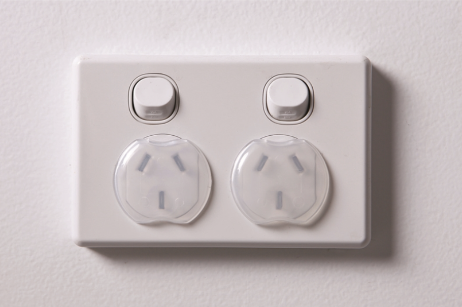 Child Safety Power Outlet Plug