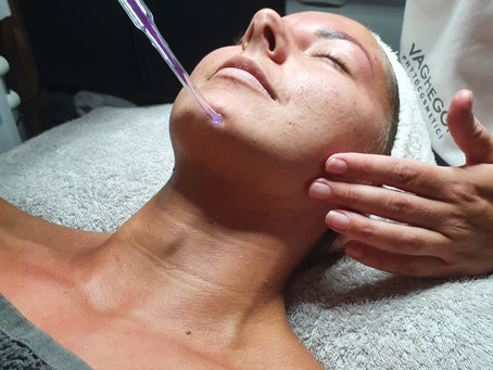 High Frequency Oxygen Facial - New Facial In Town!