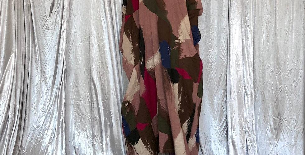 design gauze dress