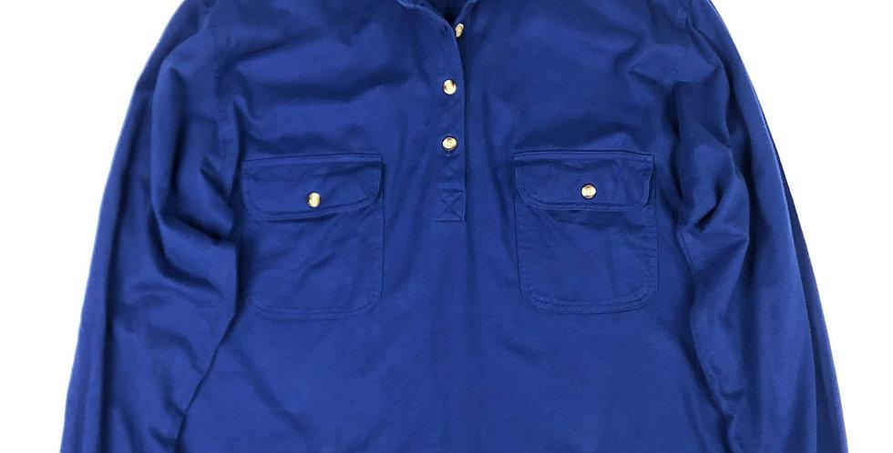 1980 Eddie Bauer L/S Polo Shirt
