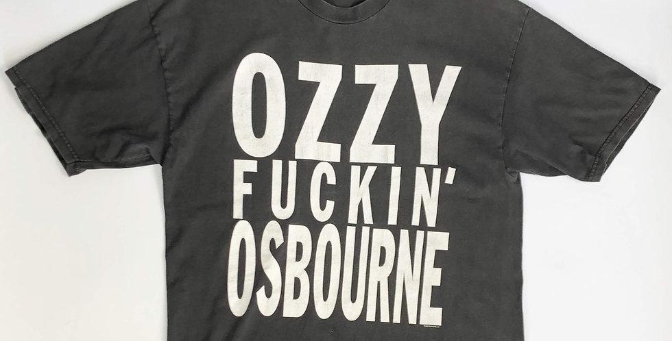 "2001s "" ozzy fuckin' osbourne """