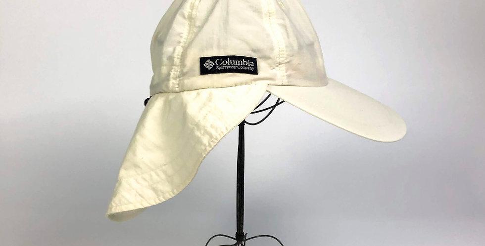 1990s columbia sun cap