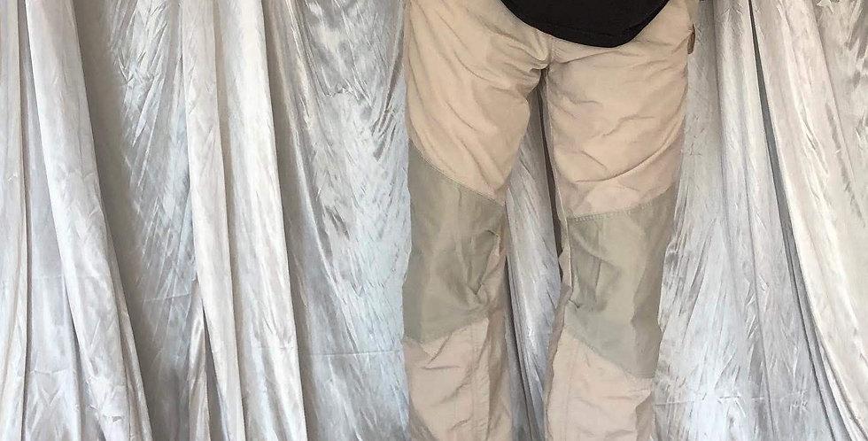 2000s adidas nylon track pants