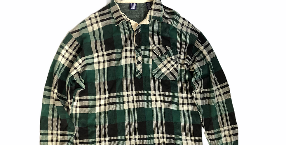 1990s OLD GAP cotton pullover