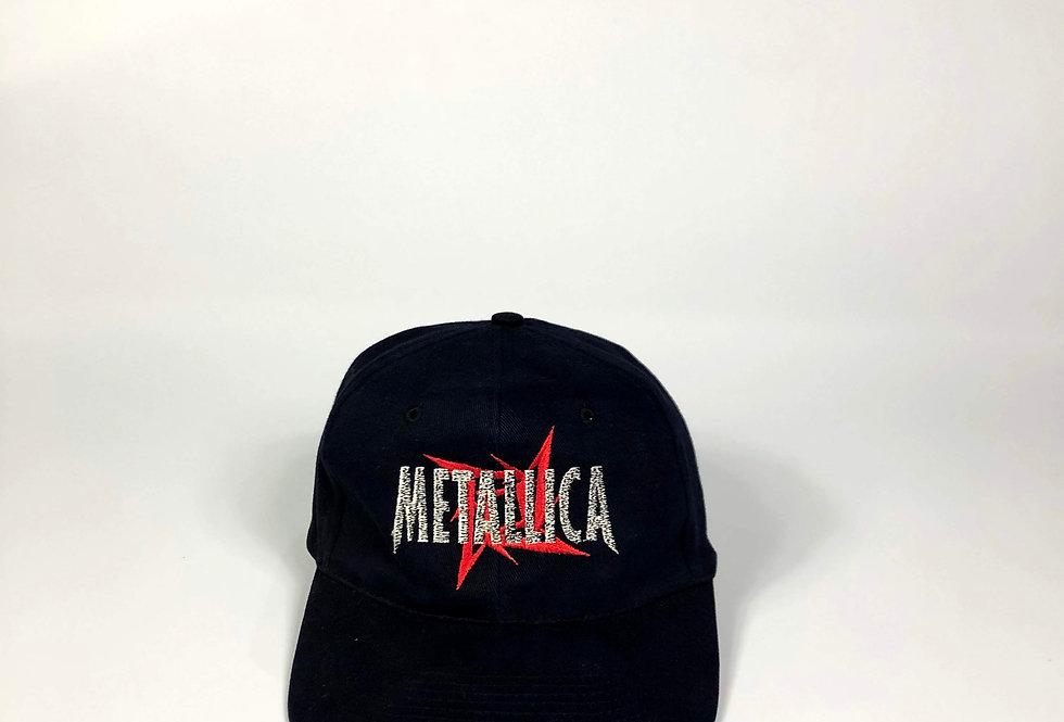 "1990s ""metalica "" snap cap"